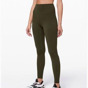"""Lululemon Align Pant 28"""" full length size 6"""